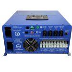 Aims 12,000 Watt 48V 120/240VAC PS Inverter Charger PICOGLF120W48V240VS1