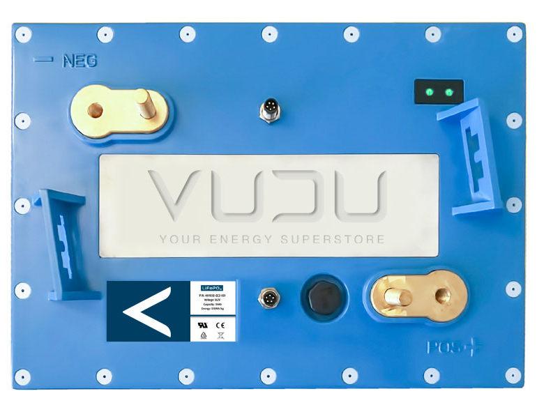 golf cart batteries - Vudu Energy